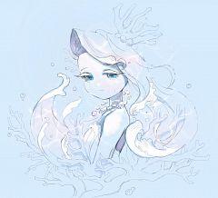Sea Fairy Cookie
