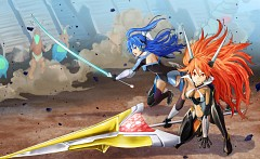 Superb Song Of The Valkyries: Symphogear