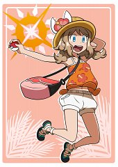 Serena (Pokémon) (Cosplay)