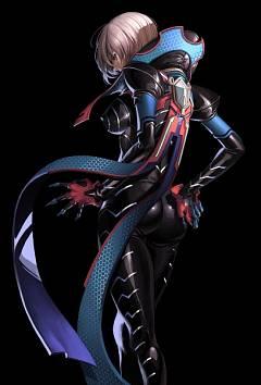 Shadow Walker (Scarlet Blade)