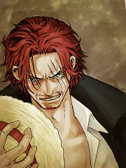 Shanks One Piece Zerochan Anime Image Board