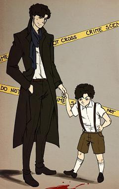 Sherlock Holmes (Character)
