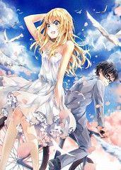 Download 600 Koleksi Wallpaper Anime Hd Shigatsu Wa Kimi No Uso Gratis