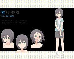 Shiina Aki (Sunohara Sou No Kanrinin-san)