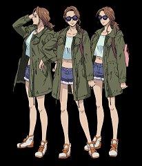 Shindou Ai (City Hunter)