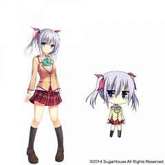 Shirakawa Hotaru (Otonari Koi Sensou!)