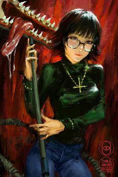 Shizuku (Hunter x Hunter)