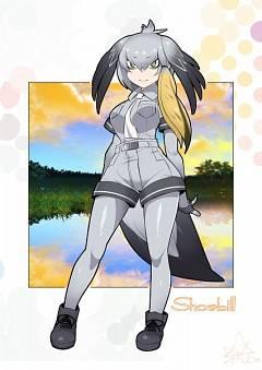 Shoebill (Kemono Friends)