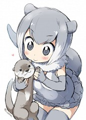 Small-clawed Otter (Kemono Friends)