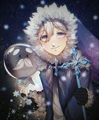 Snow Sugar Cookie (Aurora Cloak)
