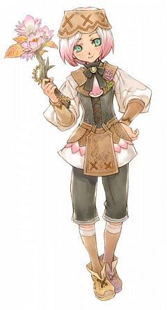 Sonia (Rune Factory Oceans)