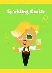 Sparkling Cookie