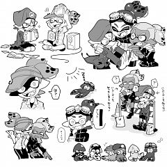 Splatoon (Manga)