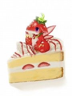 Strawberry Dragon