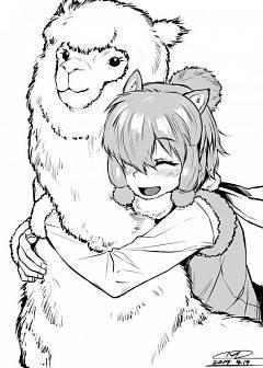 Suri Alpaca (Kemono Friends)