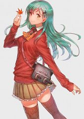 Suzuya (Kantai Collection)
