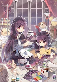 Sword Girls