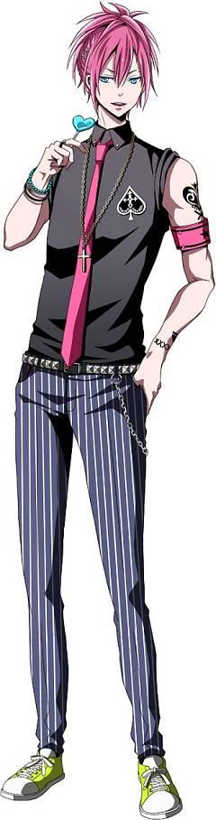 Taichi (LOVE★DON!!★QUIXOTE)