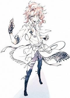 Takamura Koutarou (Bungou to Alchemist)