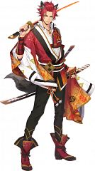 Takeda Shingen (Sengoku Night Blood)