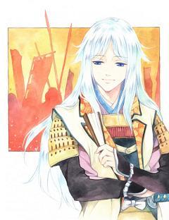 Takenaka Hanbee (Nobunaga No Shinobi)