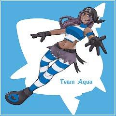 Team Aqua Underling (Female)