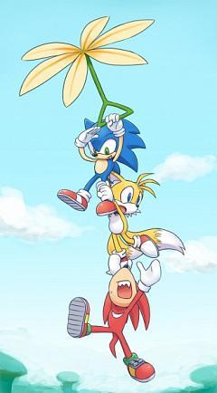 19 Fav Team Sonic