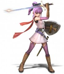 Dragon Quest Heroes (Dragon Quest Heroes: The World Tree's Woe And