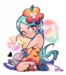 Tiger Lily Cookie