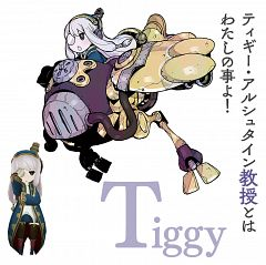 Tiggy (The Alliance Alive)