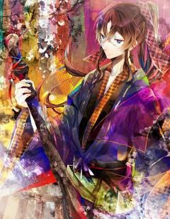 Tokugawa Iemitsu (Ken ga Kimi)