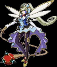 Trickstar Holly Angel