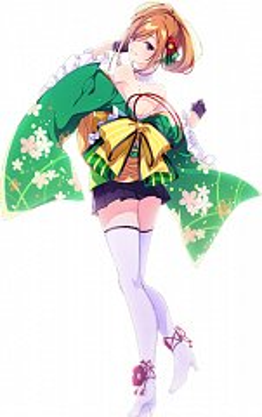 Tsubaki (Lapis Re:LiGHTs)