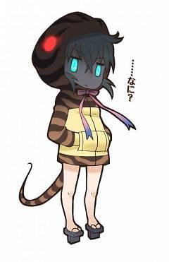 Tsuchinoko (Kemono Friends)