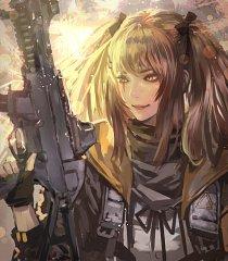 UMP9 (Girls Frontline)