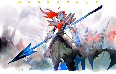 Undyne the Undying