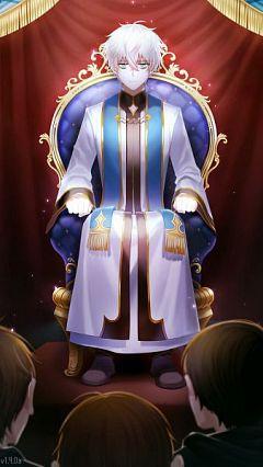 Unknown (Mystic Messenger)