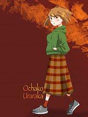Uraraka Ochako