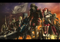 Valkyria Chronicles 3