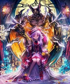 Vampire Ruler (Shingeki no Bahamut)