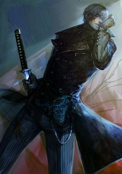 Vergil (Ninja Theory)