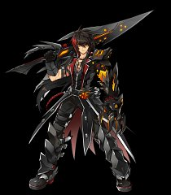 Veteran Commander (Raven)