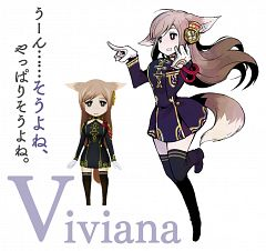 Viviana (The Alliance Alive)