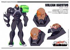 Vulcan Haestus