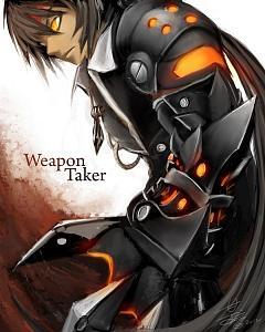 Weapon Taker (Raven)