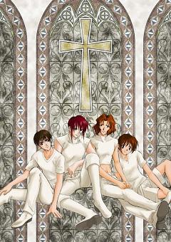 Weiss Kreuz