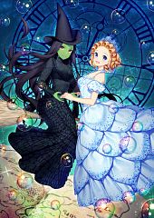 Wicked: The Untold Story of The Witches of Oz