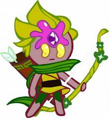 Wind Archer Cookie (Jelly Walker)
