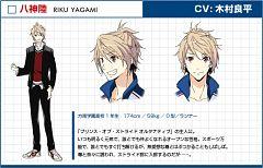 Yagami Riku