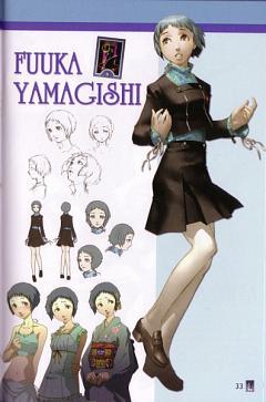 Yamagishi Fuuka